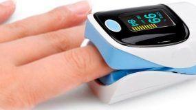 saturacion de oxigeno en sangre y medidores