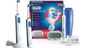 ventajas uso cepillo electrico de dientes